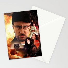The Nostalgia Critic Stationery Cards