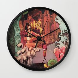 Rhonda Wall Clock