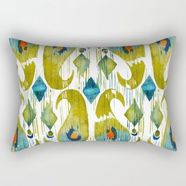 Balinese Pattern 09 Rectangular Pillow