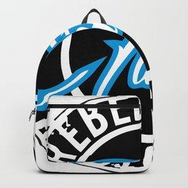 Rebellious Tattoo Backpack