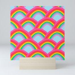 Rainbows Forever Mini Art Print