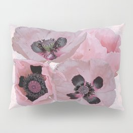 Poppies in May Pillow Sham