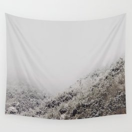 White breath Wall Tapestry