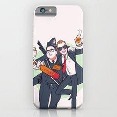 Three Flavours Cornetto iPhone 6s Slim Case