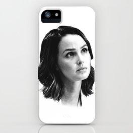 Jo Wilson iPhone Case