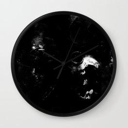 PANS : Tara & Rick : 2 Wall Clock