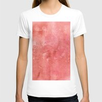 champagne T-shirts featuring Champagne Sunset by Andrea Gingerich