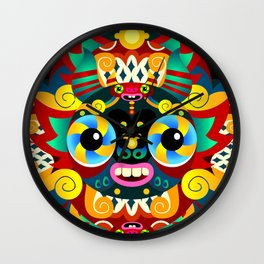 Candito - Patroncitos Wall Clock