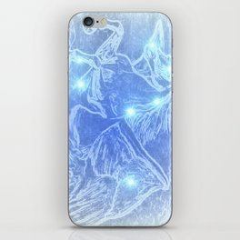 Pegasus-Constellation series iPhone Skin