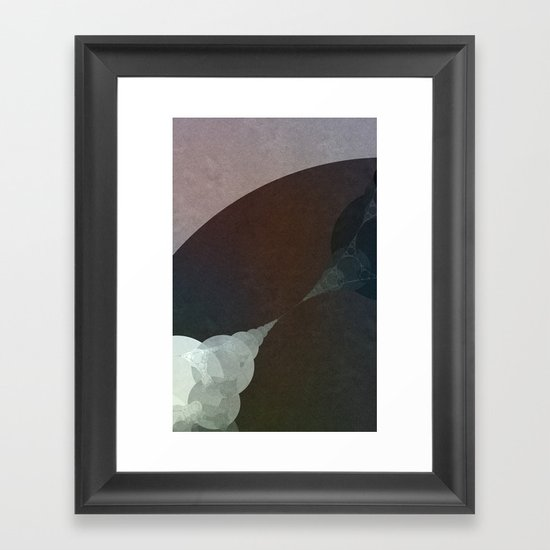 Shot In The Dark Framed Art Print
