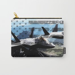 US Flag: F-22 Carry-All Pouch