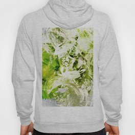 439 - Abstract drink design Hoody