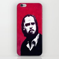 nick cave iPhone & iPod Skins featuring Nick Cave by James Courtney-Prior