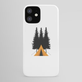 Happy Camper Yosemite National Park Shirt - Gifts iPhone Case