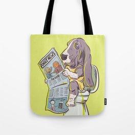 Benumbed Tote Bag
