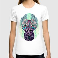 gorilla T-shirts featuring gorilla by Manoou