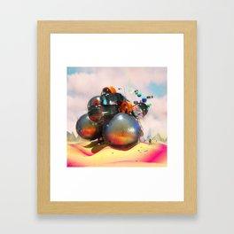 Fourem Framed Art Print
