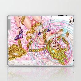 Goldilock Suicide Laptop & iPad Skin