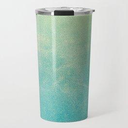 Jade Ombre Travel Mug
