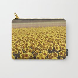 Narcissus field #2 Carry-All Pouch
