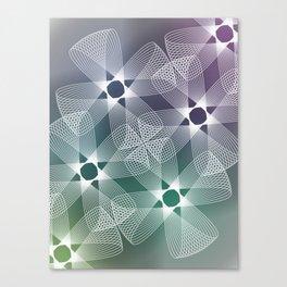 Ah Um Design #016a Canvas Print