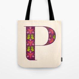 P - Amarilis Tote Bag