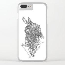 skeksis Clear iPhone Case