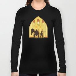 Ornstein and Smough (Dark Souls) Long Sleeve T-shirt