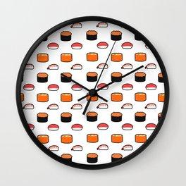 Little Sushi Wall Clock