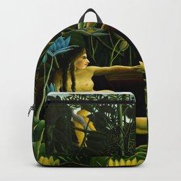 """Henri Rousseau """"The dream"""", 1910 Backpack"""