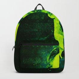 Friedrich Nietzsche watercolor Backpack