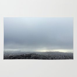 San Francisco Fog Rug