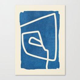 abstract minimal 57 Canvas Print