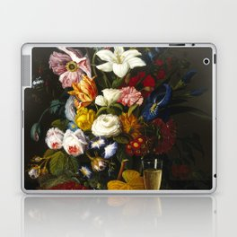 Severin Roesen - Victorian Bouquet Laptop & iPad Skin