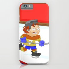 Winter Sports: Ice Hockey Slim Case iPhone 6s