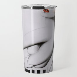 Moda Collage #13 Travel Mug
