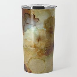 Alcohol Ink 'The Storybook Series: The Little Match Girl' Travel Mug