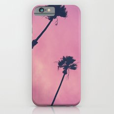 Pink Haze | Palms iPhone 6s Slim Case