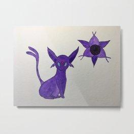 Espeon Metal Print