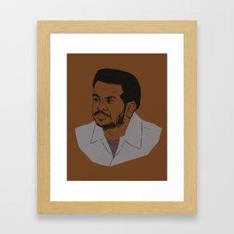 Darryl Mathias Philbin Framed Art Print