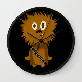 Chewie Wall Clock