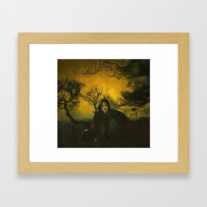 Fantasy - Appointed Framed Art Print
