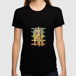 Les Trois Graces T-shirt