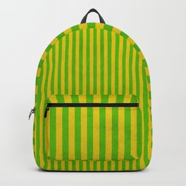 Stripes Collection: Irish Morning Backpack
