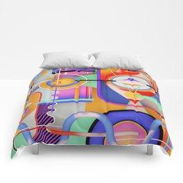 visions of gideon Comforters