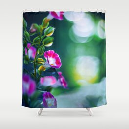 Fading Clarity Shower Curtain