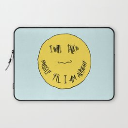 YELLOW OSTRICH Laptop Sleeve