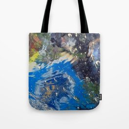Under Ice Tote Bag