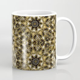 Weaving Pattern Coffee Mug