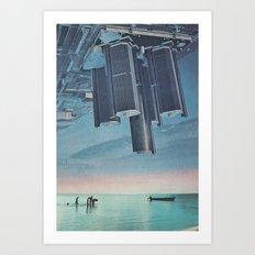 Inverse Art Print